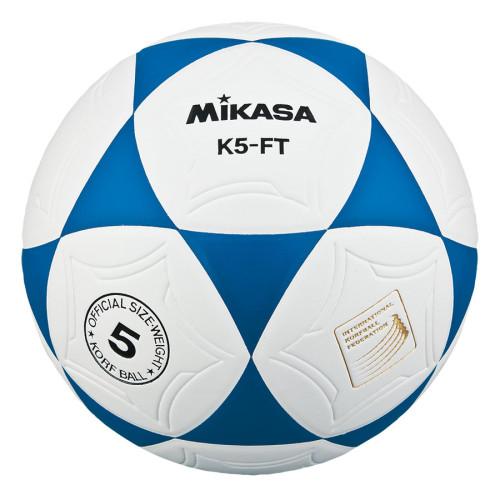 Korfbal Mikasa K5-FT Blauw - Wit