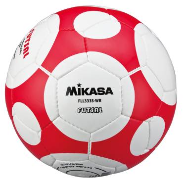 Zaalvoetbal Mikasa FLL333S-WR