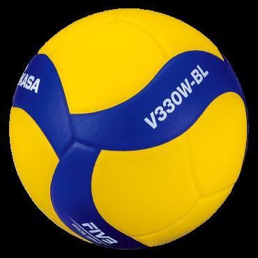 Volleybal Mikasa V330W-BL