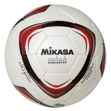 Voetbal Mikasa Dominator Rood - Wit